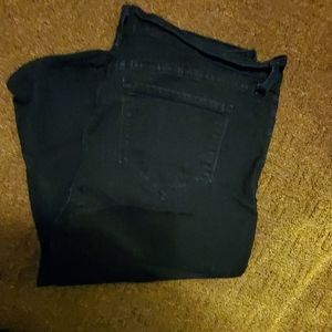 Crop Jeans!!  Worn twice!!